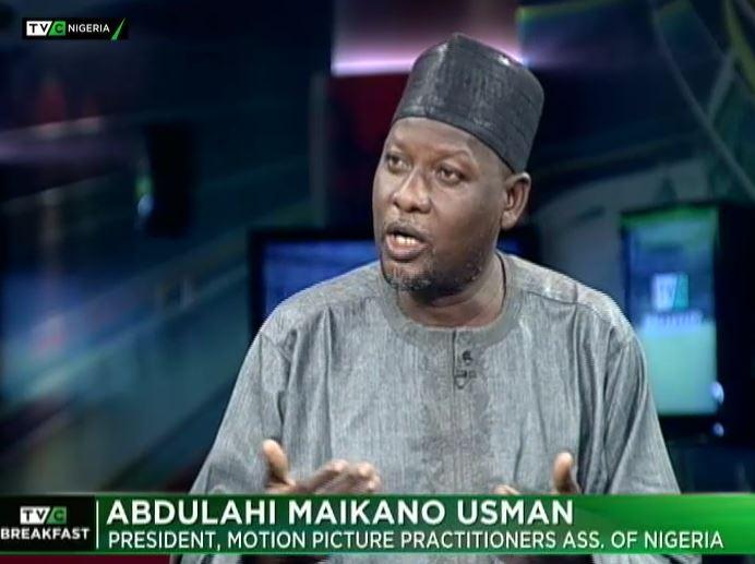Abdullahi Maikano Usman-TVC