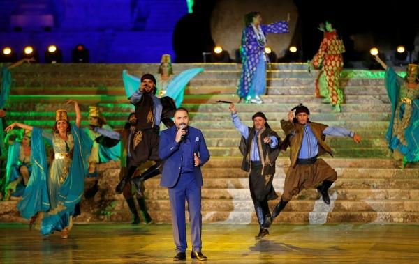 Lebanon kicks off renowned Baalbek music festival