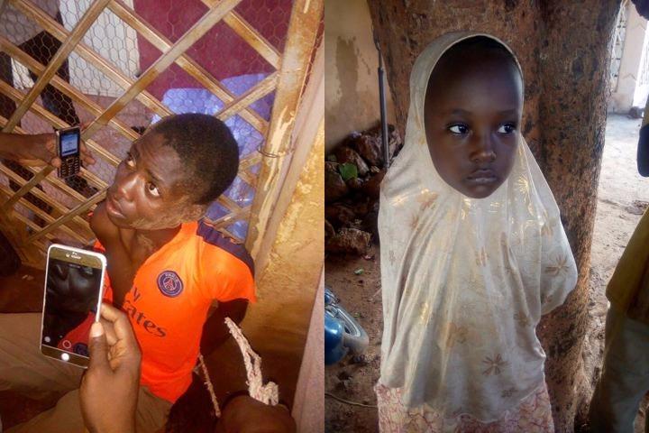 Female Child Kidnapper Arrested In Lagos Confesses I Sell Stolen Children For N50K Each
