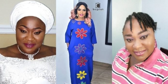 Nollywood actress Vivian Metchie pours encomium on Iyabo Ojo