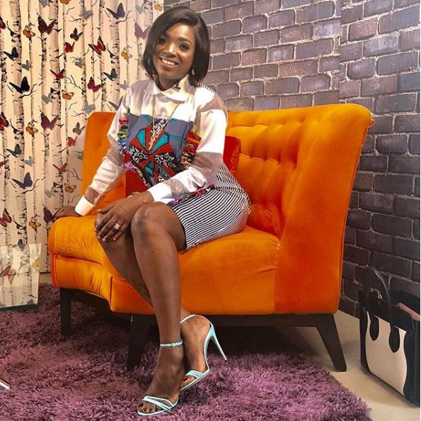 """Annie Idibia """"Nollywood Actress"""" gets angry at Online beggersv"""