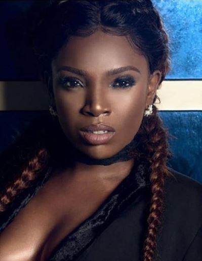 Annie Idibia Slams Online Beggers