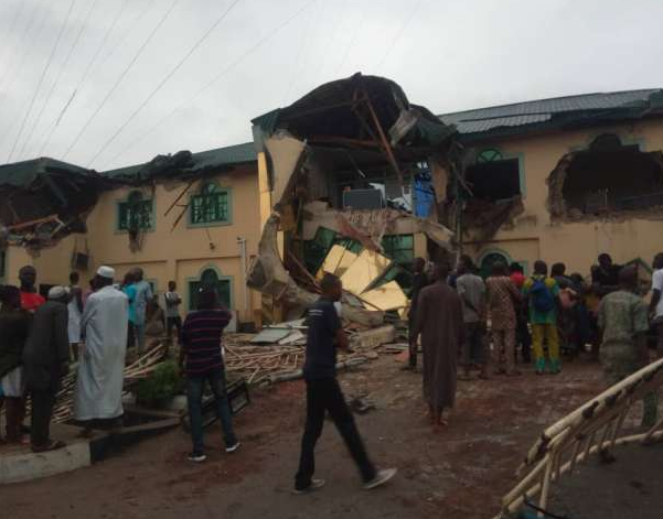 PDP condemns the demolition of Yinka Aiyefele's N800m studio
