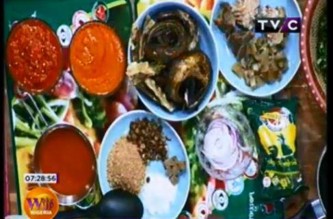 #WakeUpNigeria: Recipe on how to prepare Poundo Oat served with Vegatable Sauce