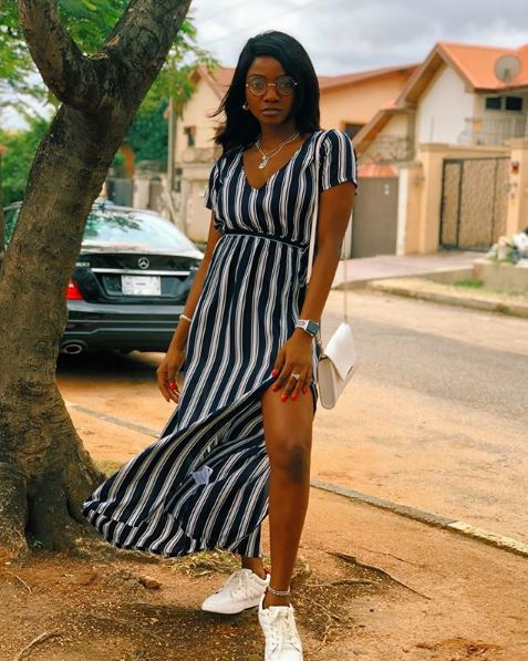 Simi discloses when she had her first love