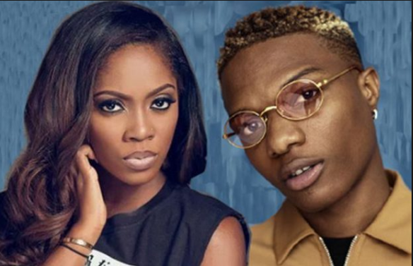Tiwa Savage finally speaks about her relationship with Wizkid