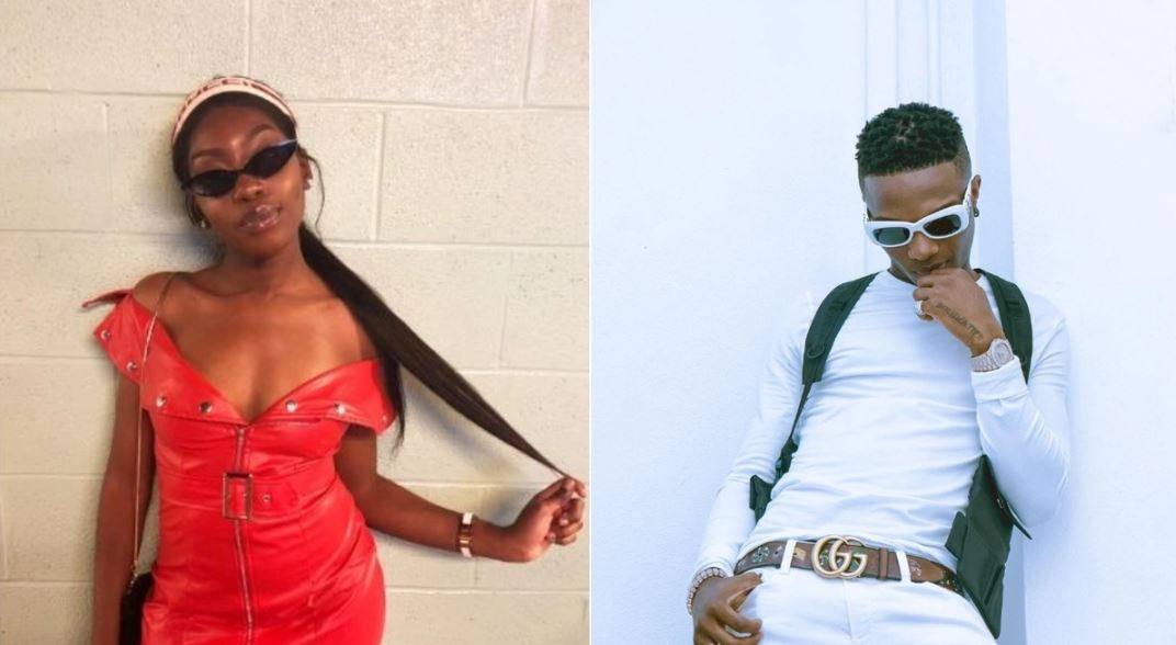 Wizkid replies female fan who says she loves him (video)