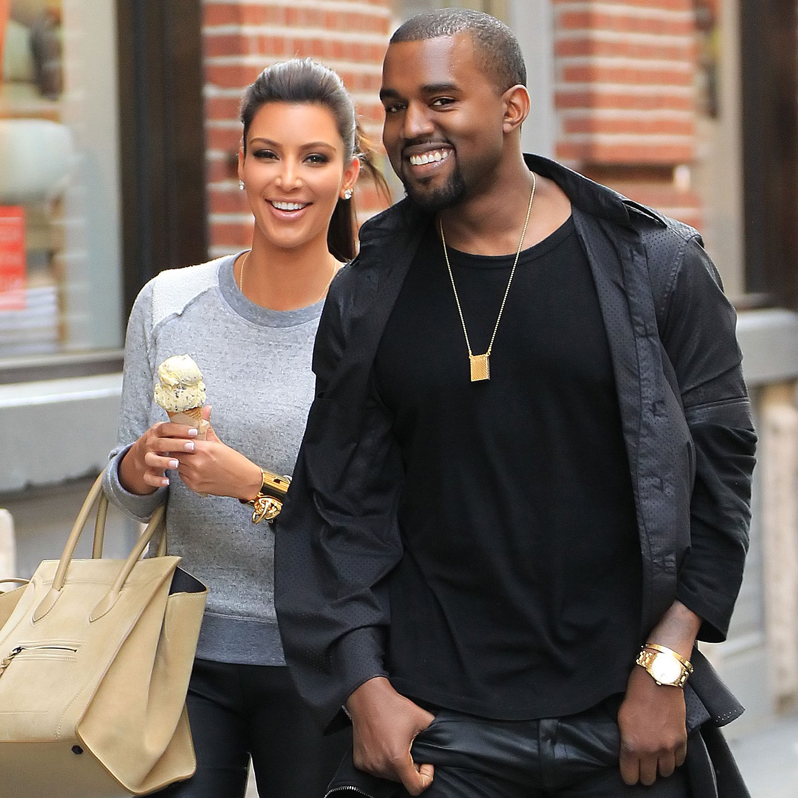 Kim Kardashian reveals Kanye gifted her $1million for turning down a job