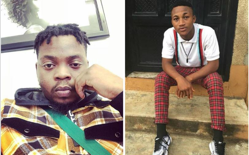 From Twitter To YBNL, Olamide Signs rap star Picazo Rhap