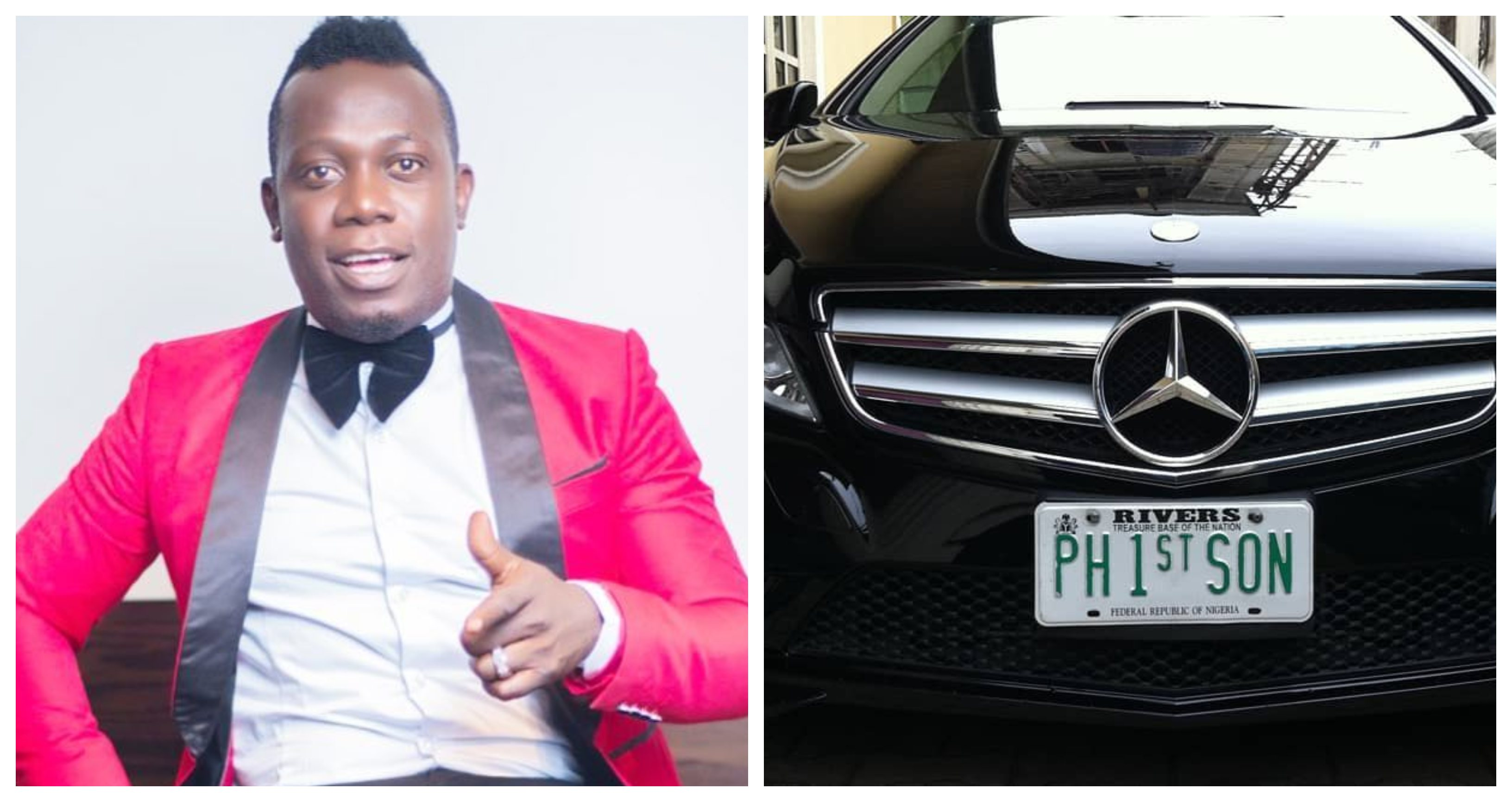 Duncan Mighty gifts himself a brand new car