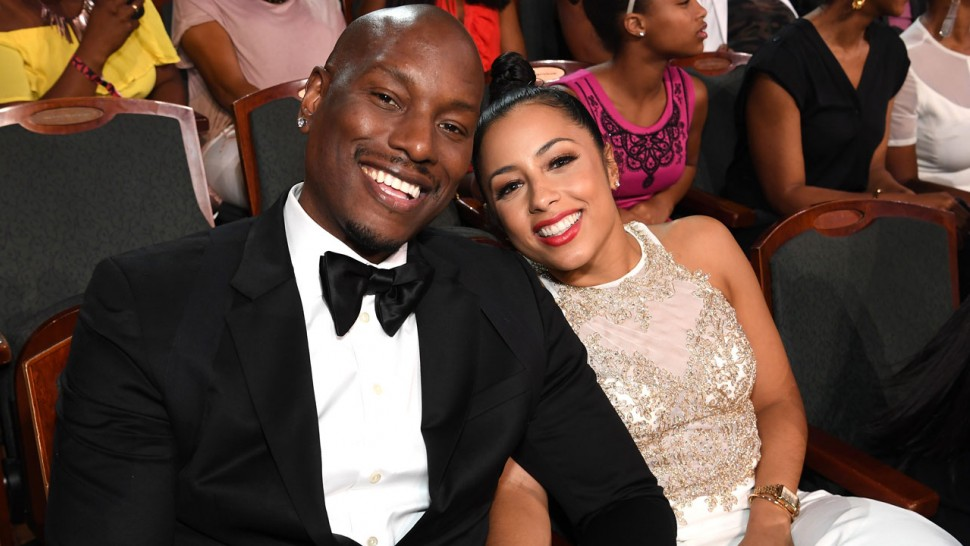 Tyrese Gibson welcomes first daughter with wife, Samantha Lee Gibson