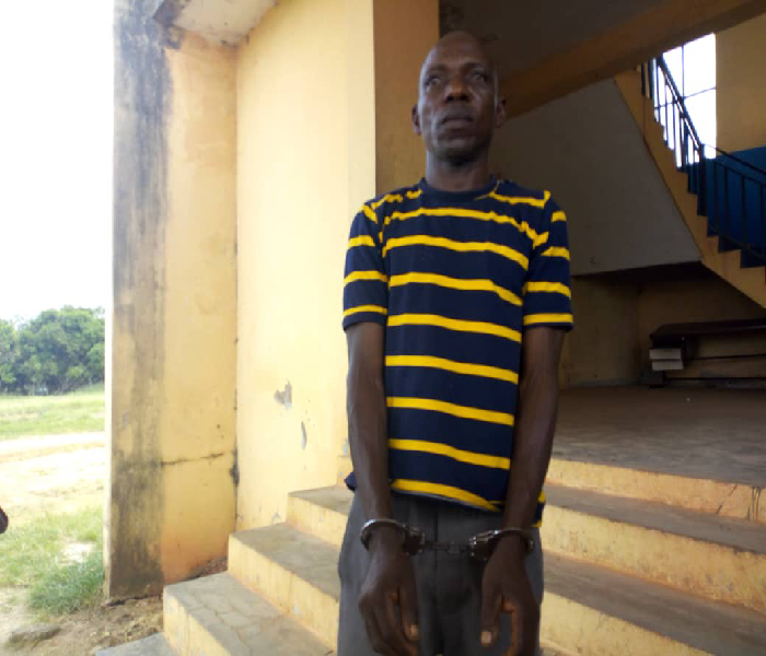50-Year-Old Married Carpenter 'Rapes' A Physically-Challenged Virgin In Ondo