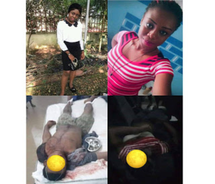 Lover Girl student commits suicide after stabbing boyfriend. Photos