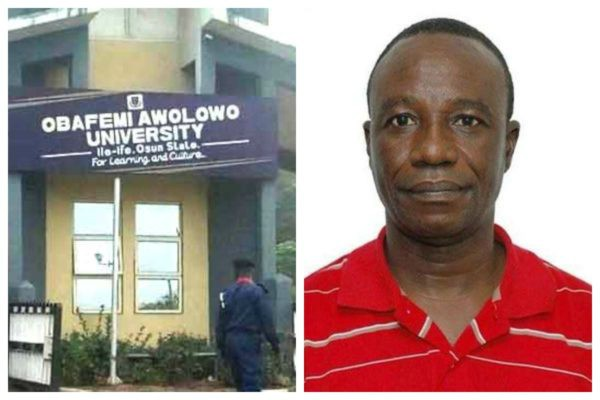 OAU sex-for-marks lecturer, Prof. Richard Akindele finally pleads guilty