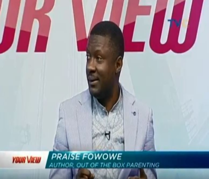 'You Don't Own Your Children, So Don't Impose Yourself On Them' - Praise Fowowe