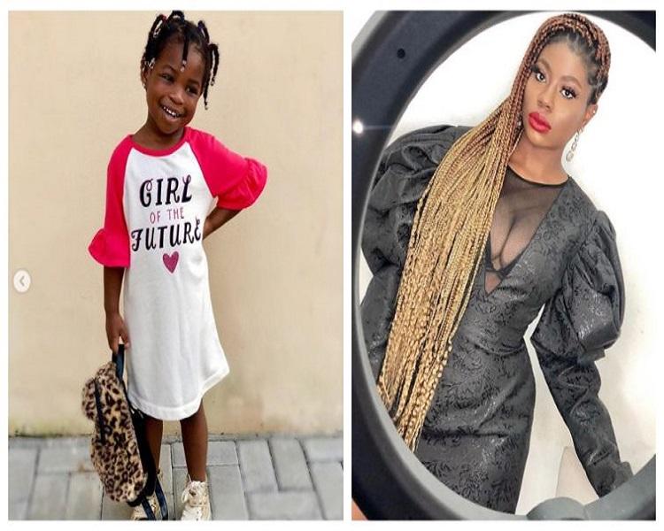 Sophia Momodu slams IG user who said she dresses Imade in boring clothes