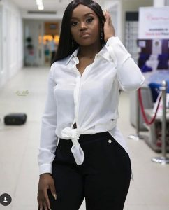 """I Met Him In School"" Chioma Speaks on how she met Davido"