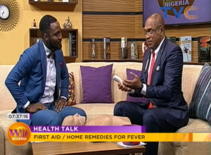 First Aid and Home Remedies for Fever By Dr. Omadeli Boyo