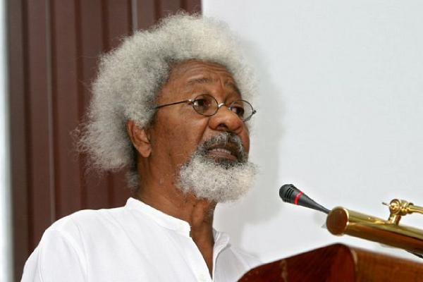 I am done with honorary Degree, will politely decline any – Prof. Wole Soyinka