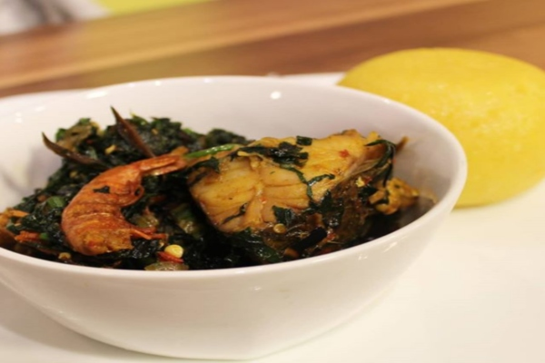 Salivate Over The Ugba Soup (Oil Bean) With Okro Recipe