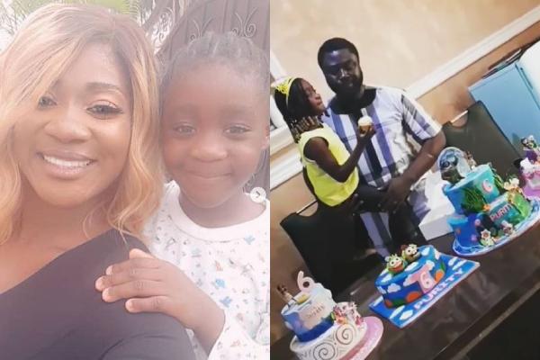 Mercy Johnson Celebrates Eldest Daughter, Purity Okojie On Her 6th Birthday