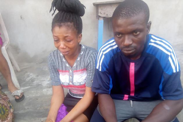 Woman arrested for killing her Co-tenant's 2-year-old son just to punish his dad