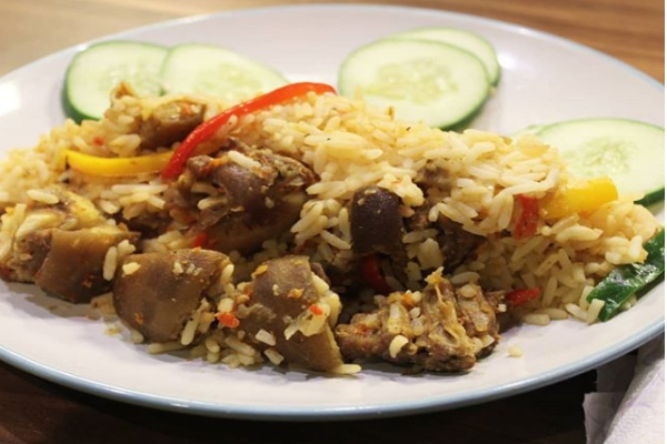 Asun Peppered Rice