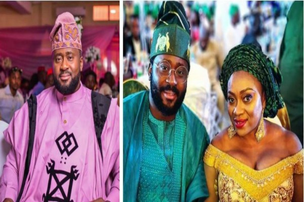 Desmond Elliot Celebrates 15th Wedding Anniversary With His Wife, Victoria