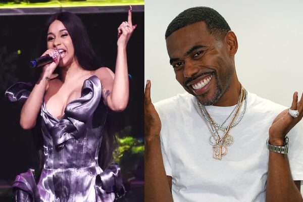"""Take Offset Back"", Dont Leave A Man Cause He Cheats - Lil Duval Advises Cardi B"
