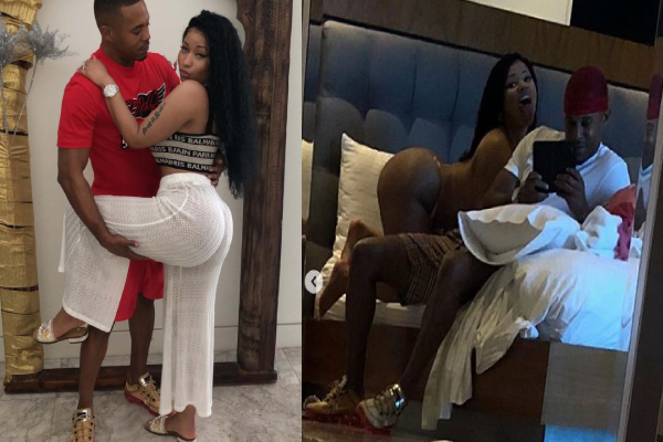 Y'all can't run my Life - Nicki Minaj Confirms and defends her rapist boyfriend