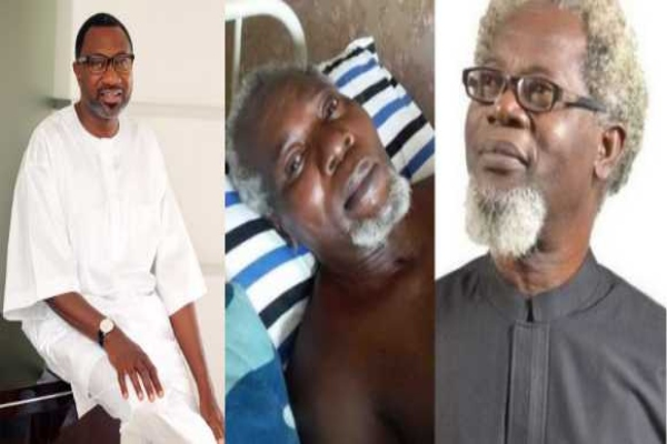 Femi Otedola promises to foot Victor Olaotan's medical bills