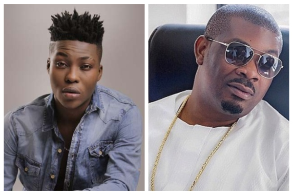 Reekado Banks Leaves Mavin Records, Shows Gratitude To Don Jazzy