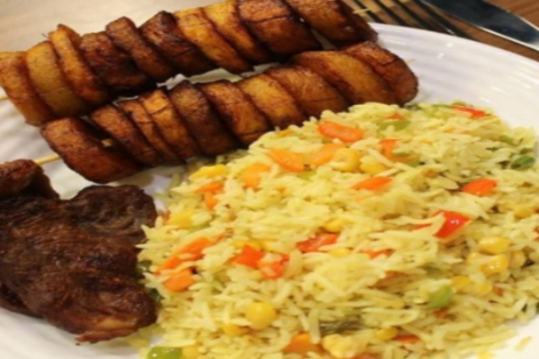 How To Prepare Rejuvenated Rice and Dodo | Wake Up Nigeria