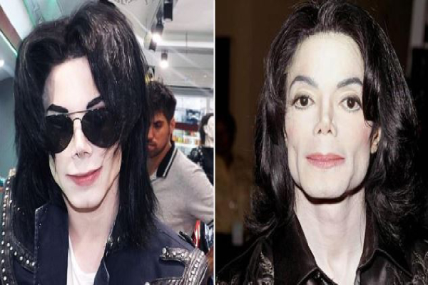 Man Spends N11M On Surgery To Look Like Michael Jackson