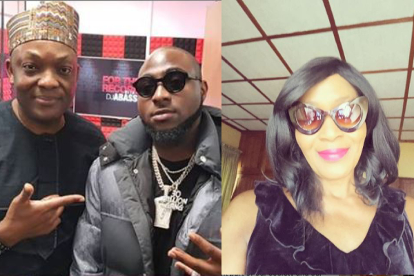 """""""I babysat him and changed his stinky diapers""""-Kemi Olunloyo Reacts As Davido Denies her (video)"""