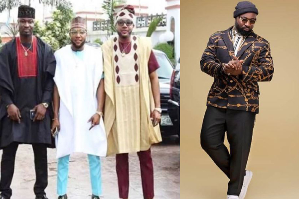 'Never Bite The Finger That Fed You' - Harrysong Unites With Kcee And E-money