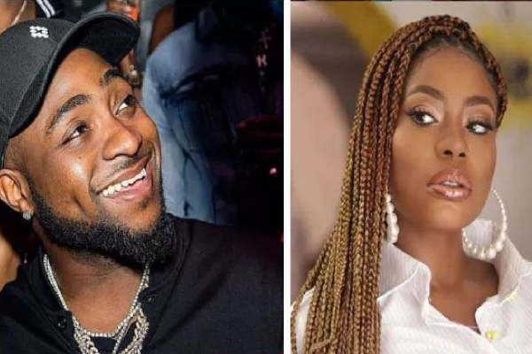 """I Don't Need You And You Hate That"" – Davido First Baby Mama Throws Shade"