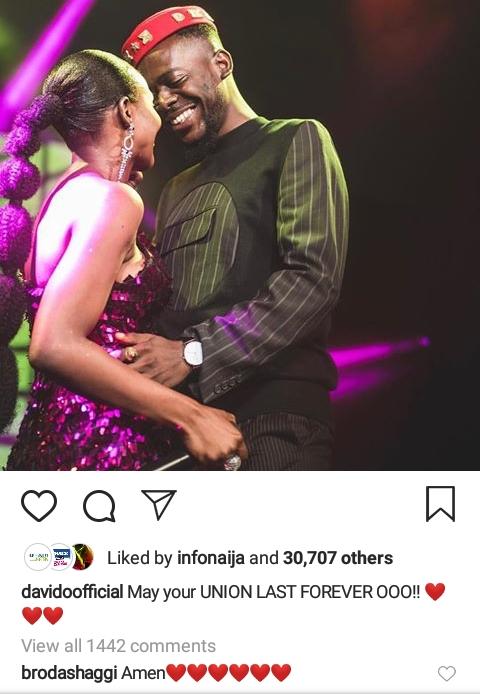 Davido Wished Adekunle Gold and Simi Happy Married Life