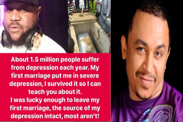 """Depression is indeed a killer, I've been down that road before"" - Daddy Freeze Reacts to DJXGee death"