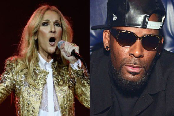 Celine Dion Pulls Song 'I'm Your Angel' With R Kelly From Streaming Services