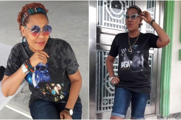 Actress Shan George Shades Colleagues Doing Giveaway On Instagram