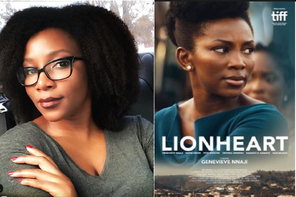 "Genevieve Nnaji Thank Nigerians For Accepting Her Movie ""Lion Heart"""