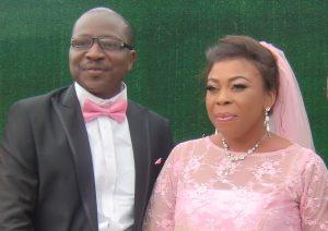 Mayorkun parents, Sunday and Toyin Adewale