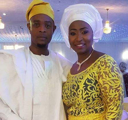 Morayo Afolabi- Brown husband