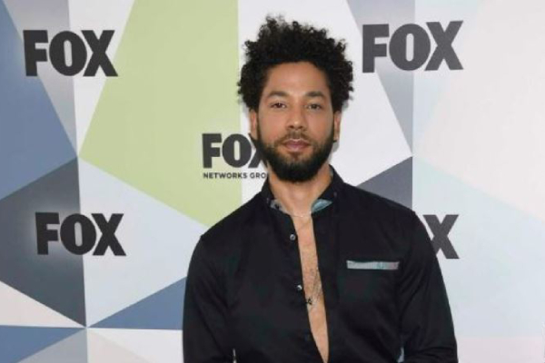 Fox suspends Jussie Smollett from 'Empire', removes role from final episodes