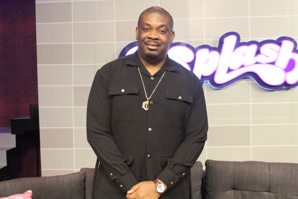 Don Jazzy on Esplash