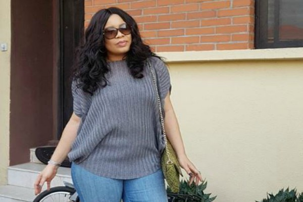 Monalisa Chinda Reacts Subtly To Court Arrest Order