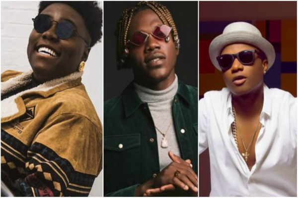 Nigerian singer calls out Wizkid and Teni for allegedly stealing his song