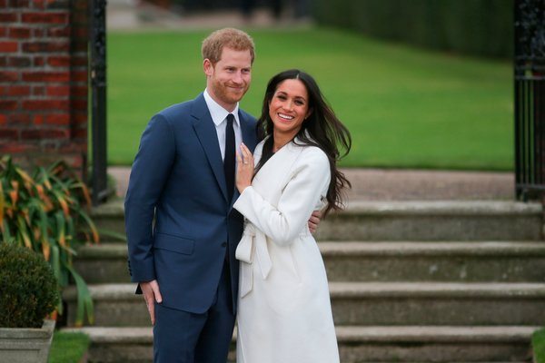 Prince Harry And Meghan Welcome Baby Boy