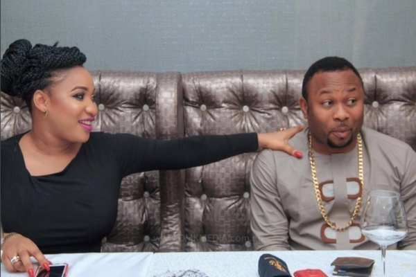 'I Saw Churchill Wearing A Red Cloth On His Waist With Red Candles In His Room.' Tonto Dikeh